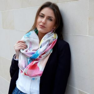 Earth Squared Paris Infinity Scarf