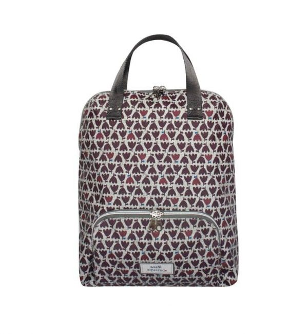 Plum backpack